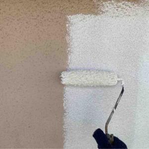 外壁モルタルの塗装