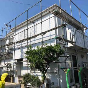 茅ヶ崎市S様邸 塗装工事