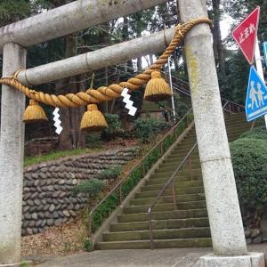 社のある道 狭山編「狭山八幡神社」