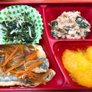 今年も中学校給食を試食 ―― 今日は、中学生の提案献立!