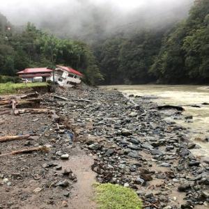 報道されていない被災地、甚大な被害が生じている青根地区へ。