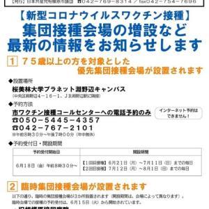 「日本共産党さがみはら市議団ニュース」(2021年6月特別号②)を発行しました
