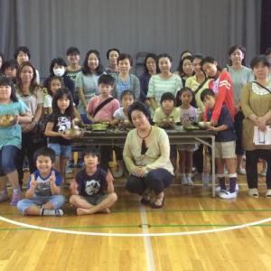 墨田区立柳島小学校にて「聴くセラピー」ワークショップを行いました