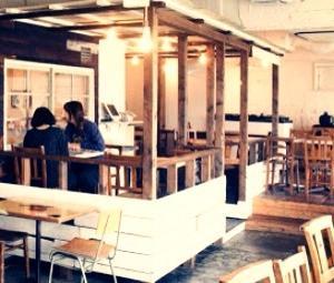 アートな空間で食べるしっかり和食☆