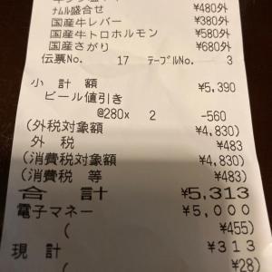 儚く = 焼肉