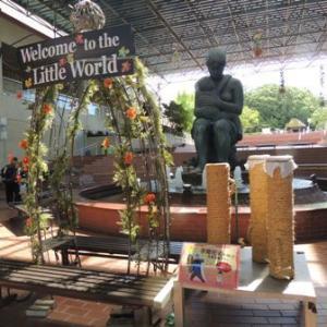 真夏のリトルワールド、世界の肉グルメを食べ歩き!その3 野外民族博物館リトルワールド 愛知県犬山市