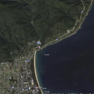 ナスカの地上絵ではありません!ここは日本です!