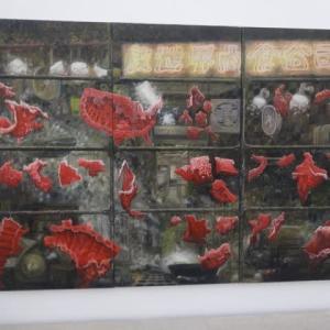 鬼才の日系ブラジル人画家の作品に、金沢で出会いました!