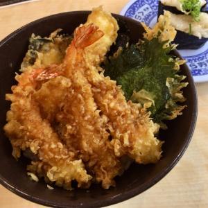 「くら寿司」 すしやの天丼