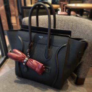 スタイリスト私物紹介〜CELINEのバッグ〜