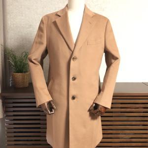 持つべきコート。