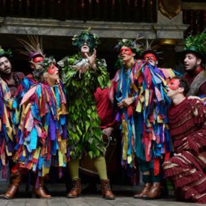 オンライン観劇㉒ シェイクスピア・グローブ座「二人の貴公子」