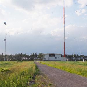 江別太にある巨大鉄塔「NHK江別ラジオ第1放送所 第2放送所」を見に行ってみた