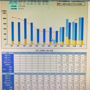 オール電化 リアルな電気代 平成29年3月~平成30年1月まで
