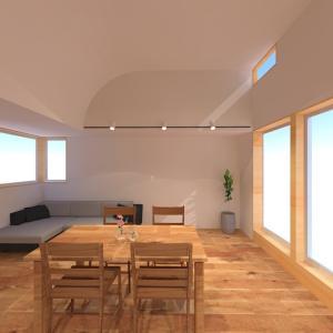 OPEN HOUSE 36坪の土地に建つ中庭のある住まい