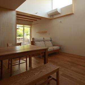 コンセプトをご紹介 住宅密集地に建つ光あふれる開放感のある住まい