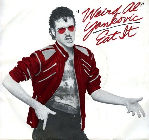 "10/23 ""Weird Al"" Yankovic ~ Bad"