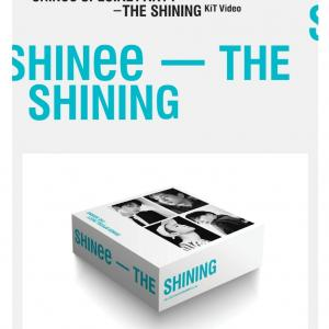 THE SHININGのKit Video発売!