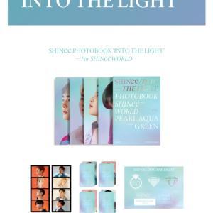SHINeeINTO THE LIGHT発売!