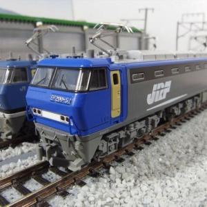 今週の一両 KATO EF200
