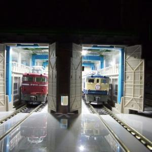 鉄道模型をネダラれたら・・・
