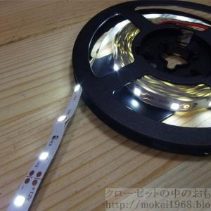 Nゲージ車両向け テープLED自作室内灯 ユニット作成