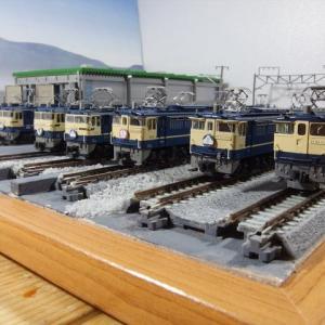 今週の一両 EF65 電気機関車