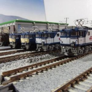 今週の一両 EF64 電気機関車