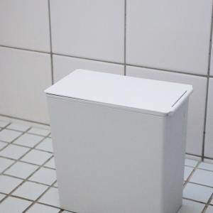 無印で洗面所のゴミ箱みィ~つけた♪とってもオススメ!!!