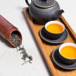 美味しいお茶を淹れられますか?