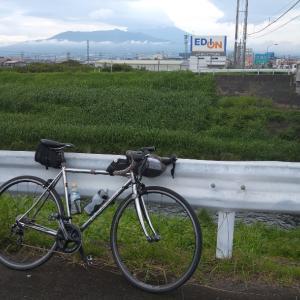 大勝軒みしまグルメポタ(狩野川サイクリングコース、二日間お休み、日曜日は〜(-_-;))