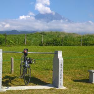 夏の富士いち(白糸の滝、山女茶屋、オリンピックロードレースの前日)