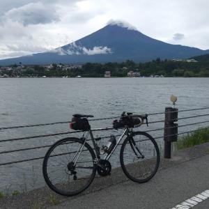 夏の富士五湖ライド(写真ブログ)
