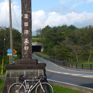 夏の新道峠ライド(写真ブログ)