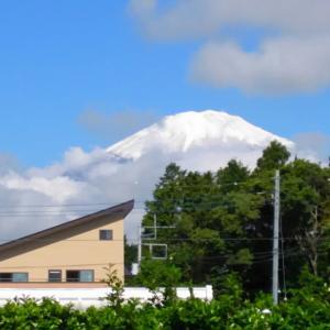6月に富士山に雪が降ったね~富士ヒルで思ったこと~松福ラーメン~