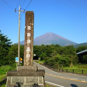 令和元年2回目富士スバルライン(スバルライン口五合目、山中湖花の都公園、向日葵)