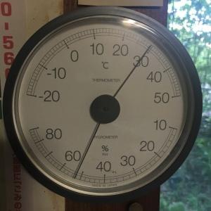 暑さ対策は?