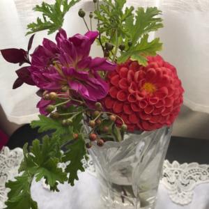 お花とセッション感想