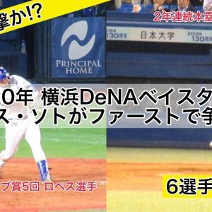 横浜DeNAソト,ロペスをファースト競合!?一塁併用案と新外国人と…!?