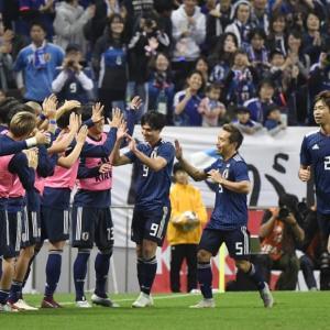 サッカー日本代表から学ぶ
