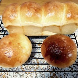 久し振りの手作りパン♪焼いたよ