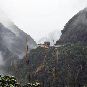 日本三大秘境、祖谷温泉