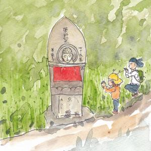 香色山ミニ八十八ケ所の石仏