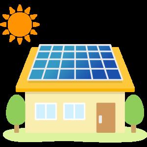2012年始動。太陽光発電の投資額回収月が終了。予定通り、元がとれたのか。