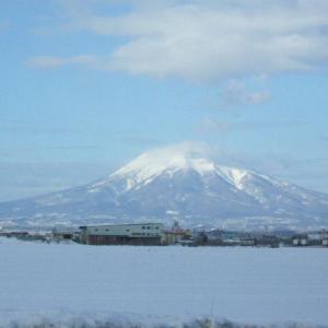 この冬初・八甲田で山スキー