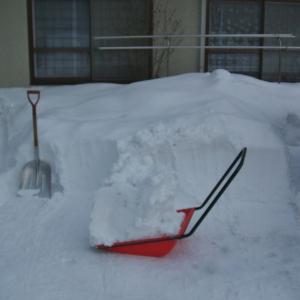 除排雪の一日