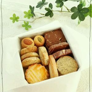 試作クッキー