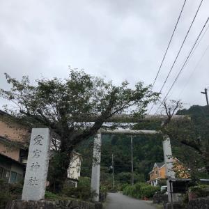二俣尾駅から日の出山へ