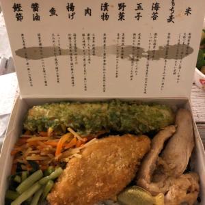 テイクアウト:豪華な海苔弁