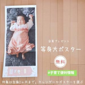 等身大ポスター(無料)